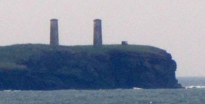 Brownstown Head Beacons  ( September, 2015 ) Daybeacons